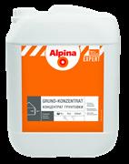 Грунтовка для наружных и внутренних работ Alpina EXPERT Grund-Konzentrat