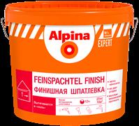 Шпатлевка для внутренних работ Alpina EXPERT финишная