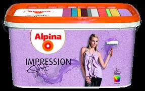 Покрытие декоративное Alpina Effekt Impression 10 л