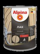 Лак алкидно-уретановый Alpina палубный глянцевый