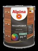 Состав лессирующий Alpina Лессировка для дерева 2,5 л