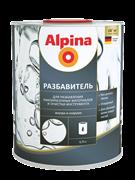 Разбавитель для лакокрасочных материалов Alpina 0,75 л