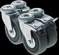 Комплект роликов SYS PORT/RS