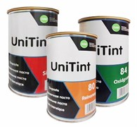 Паста колеровочная UniTint 86 Oxidbraun/Оксидбраун, 1 л