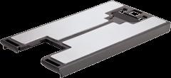 Подошва стальная LAS-St-PS 400 Festool