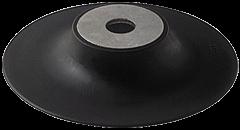 Тарелка шлифовальная резиновая ST-D115/0-EL