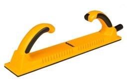Шлифок ручной 70х400мм гибкий ручной жёлтый Mirka