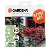 Комплект полива цветочных ящиков Gardena