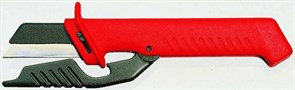 Нож кабельный 185мм 1000V Knipex