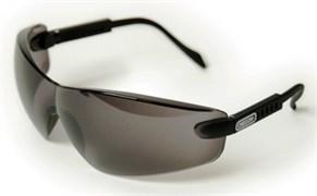Защитные очки (черные зеркальные)